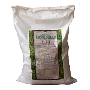 Nitro-Phos Sweet Green Organic Lawn & Plant Food 11-0-4