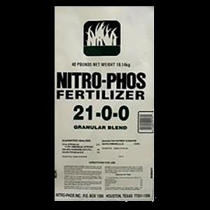 Nitro-Phos Granular Nitrogen Fertilizer 21-0-0
