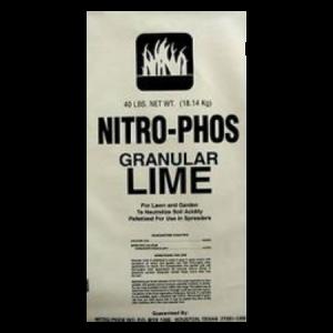Nitro-Phos Granular Lime