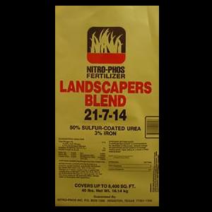 Nitro-Phos Landscaper's Blend 21-7-14