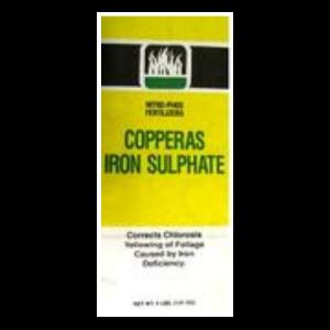 Nitros-Phos Copperas Iron Sulphate