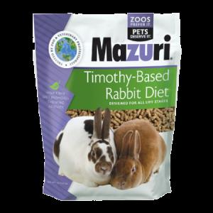 Mazuri Timothy-Based Rabbit Diet 530Q