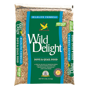 Wild Delight Dove & Quail Food