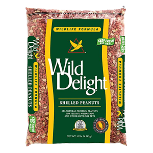 Wild Delight Shelled Peanuts