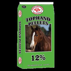 Big V Tophand 12% Horse Pellets