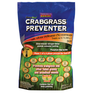Bonide Crabgrass Preventer Phase-1