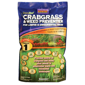 Bonide Crabgrass & Weed Preventer-DuraTurf