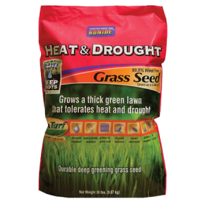 Bonide Heat and Drought Grass Seed