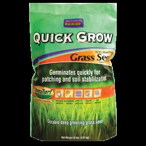 Bonide Quick Grow Grass Seed