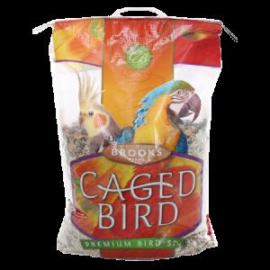Brooks All Natural Cockatiel No Sun Blend Bird Seed