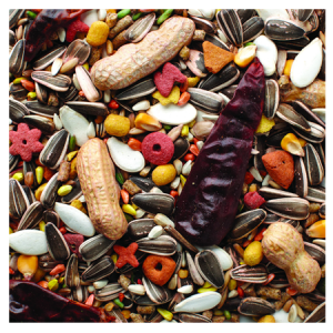 Brooks Grains Plus Parrot Blend Bird Seed