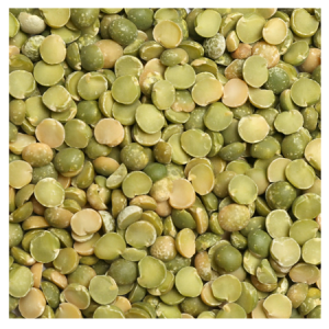 Brooks Raw Grains Green Split Peas