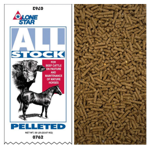 Lone Star Pelleted All Stock 12%