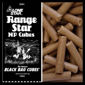 Lone Star Range Star NP Cubes