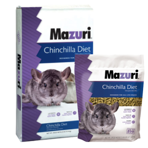 Mazuri Chinchilla Diet 5M01