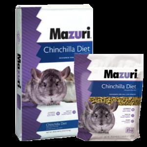 Mazuri Chinchilla Diet 5M01