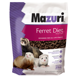 Mazuri Ferret Diet 5M08