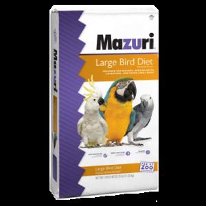 Mazuri Large Bird Diet 56A8