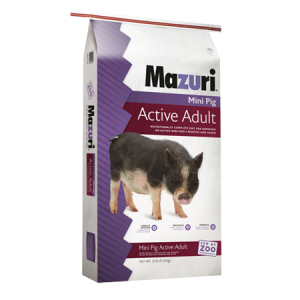 Mazuri Mini Pig Active Adult 5Z4B