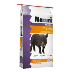Mazuri Mini Pig Youth Diet 5Z4A