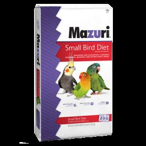 Mazuri Small Bird Diet 56A6