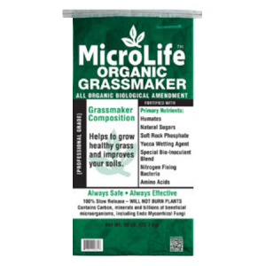 MicroLife Organic Grassmaker