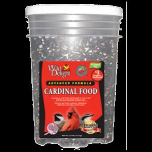 Wild Delight Advanced Formula Cardinal Food Pail