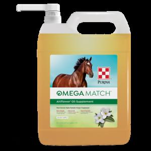 Purina Omega Match AhiFlower Oil Supplement