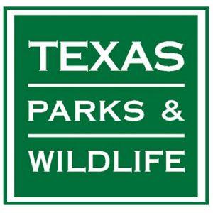 Texas Parks & Wildlife Logo with Border